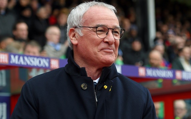 Ranieri took the award 'Enzo Beardzot'