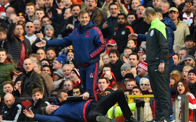 Van Gaal refused to return to his previous role