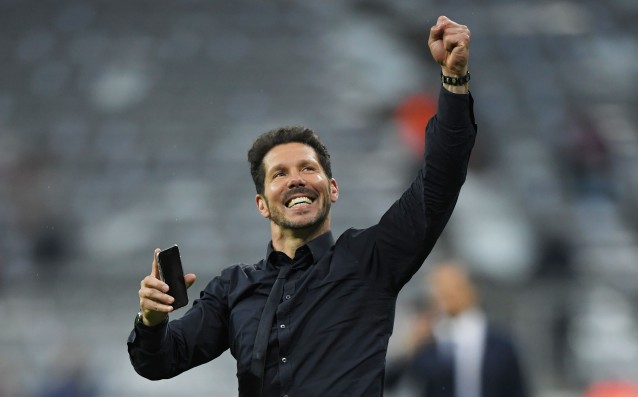 Seedorf: 'I tip my hat to Simeone.'