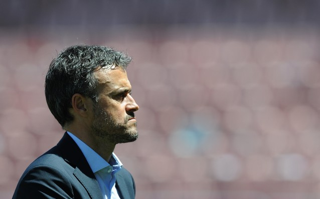 Barca will decide about Enrique after the end of the season