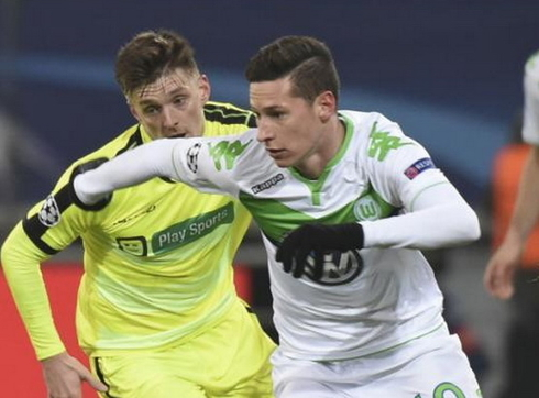 Wolfsburg rejected the offer of PSG for Draksler
