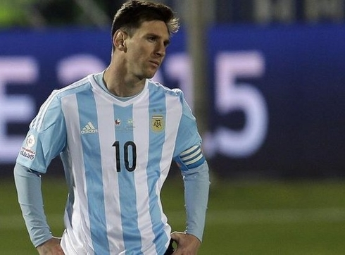 Messi is going back to the national team