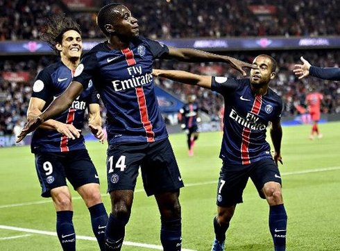 PSG and Juventus settled for Blaise Matuidi