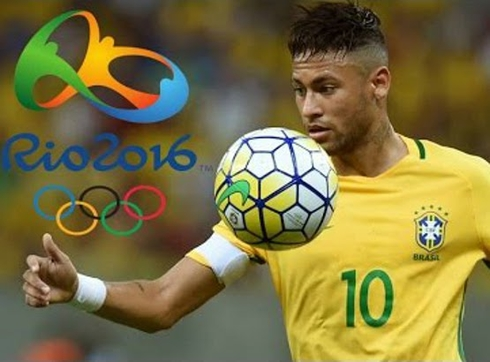 Neymar won the second gold medal from Rio 2016