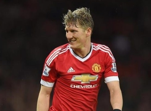 Schweinsteiger is leaving Man Utd in January