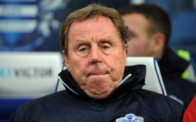 Harry Redknapp almost killed his wife