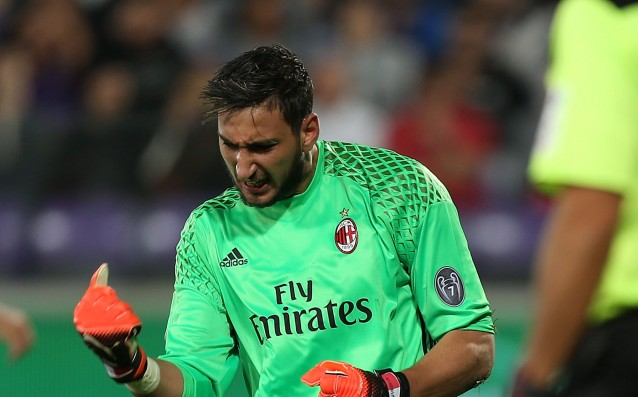 Donnarumma will re-sign with Milan when he turns 18