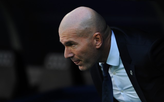 Zidane is pleased with the debut of his son