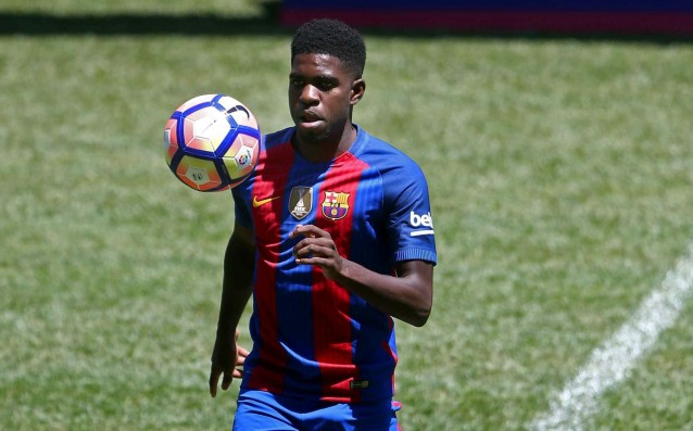 Umtiti may be back to the team