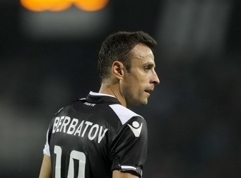Fans of Newcastle want Dimitar Berbatov on the team