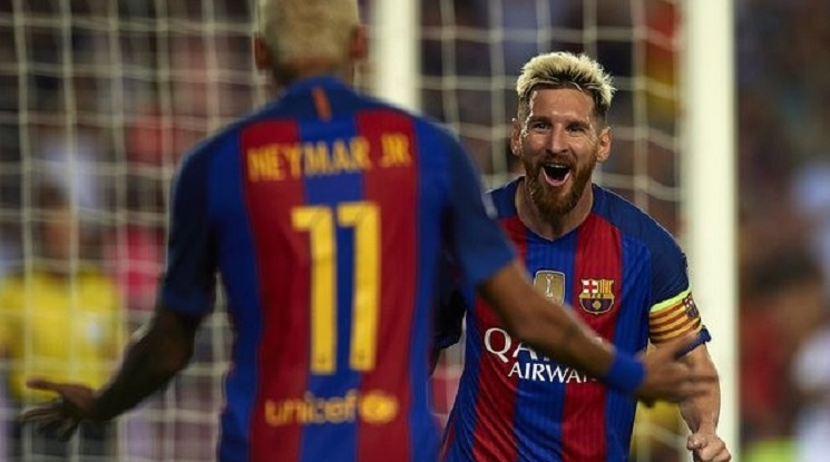 Neymar: 'Messi is Barcelona and Barcelona is Messi!'