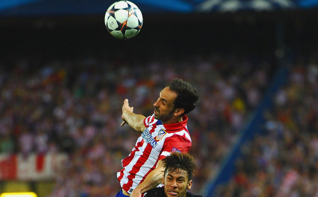 Atletico Madrid reached the semifinals in the Champions League