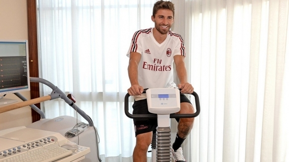 Borini is passing medical tests at Milan