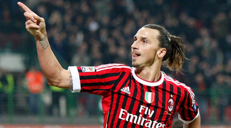 Milan will try to get Zlatan back