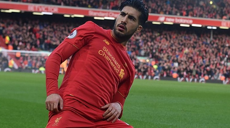 Emre Can is going to sign a preliminary contract with Juventus