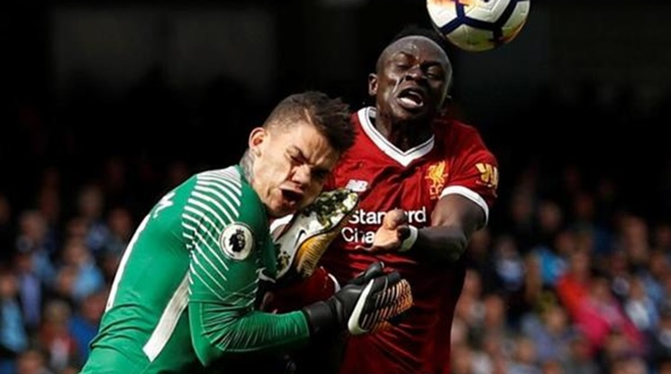 Mane to Ederson: 'I am sorry that I hurt you!'