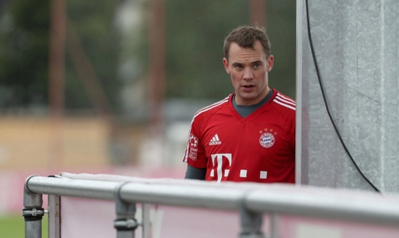 Neuer asked his teammates for restraint