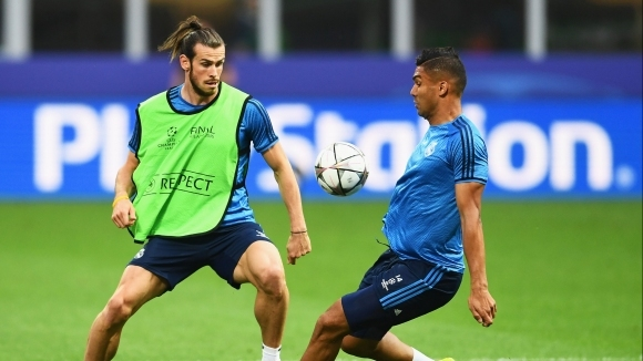Casemiro for Bale: 'He just needs a little more time!'