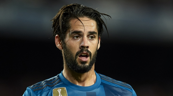 Isco: 'I was in touch with Barcelona!'