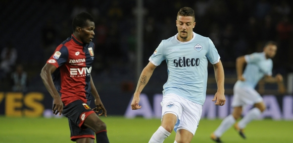 United and Bayern are interested in Milinkovic-Savic