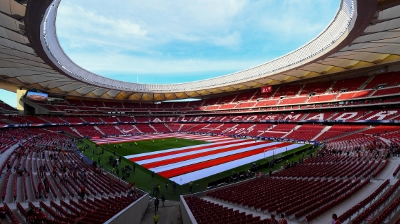 The stadium of Atletico Madrid will host the final of the Champions League
