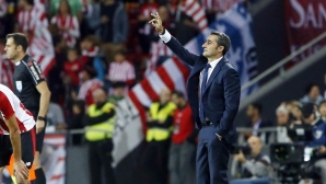 Valverde: See why we have made so few goals