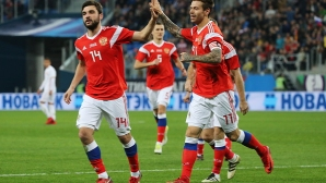 Russia impressed Spain and did not lose in a spectacle