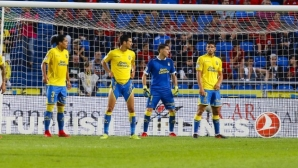 Las Palmas is the great weaker of the Primera after eighth consecutive loss