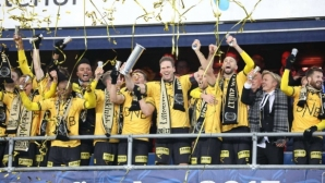 Lillestrom won the Norwegian Cup for the 6th time