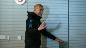 Zidane:I see things that others do not see