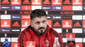 Gattuso warned:I`m not a magician, the problems are still here