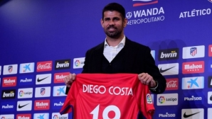Diego Kosta:I`ve waited a long time, I`m excited to go out on the field